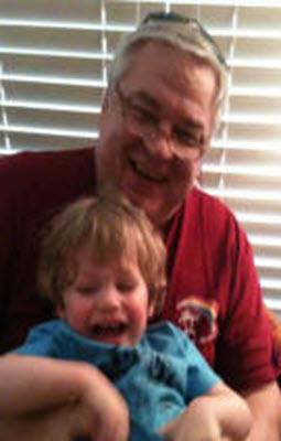 Grandpa and James